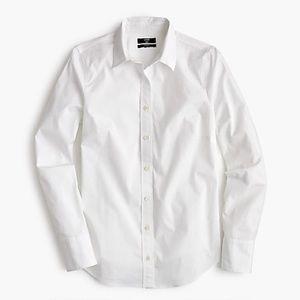 J Crew Slim Stretch Perfect Shirt